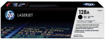 HP CE320A festékkazetta (No. 128A) - fekete (Hewlett-Packard CE320A)