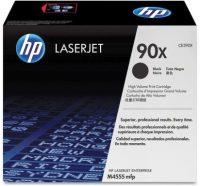 HP CE390X festékkazetta (No. 90X) - fekete (Hewlett-Packard CE390X)