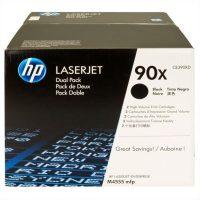 HP CE390XD festékkazetta csomag (No. 90X) - 2 darab HP CE390X toner (Hewlett-Packard CE390XD)