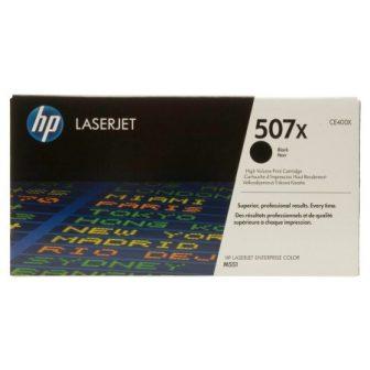 HP CE400X toner cartridge (507X) - fekete (Hewlett-Packard CE400X)