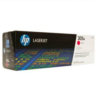 HP CE413A festékkazetta (No. 305A) - bíborvörös (Hewlett-Packard CE413A)