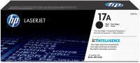 HP CF217A toner cartridge (17A) - fekete (Hewlett-Packard CF217A)