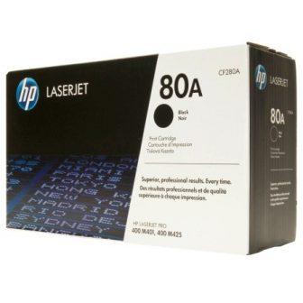 HP CF280A toner cartridge (80A) - fekete (Hewlett-Packard CF280A)