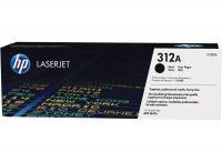 HP CF380A festékkazetta (No. 312A) - fekete (Hewlett-Packard CF380A)