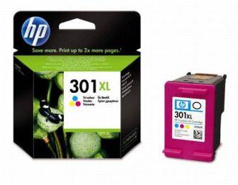 HP CH564E No. 301XL tintapatron - colour (Hewlett-Packard CH564E)