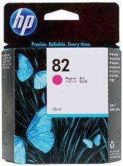 HP C4912A No. 82 tintapatron - magenta (Hewlett-Packard CH567A)