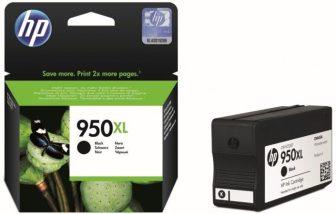 HP CN045A No. 950XL tintapatron - black (Hewlett-Packard CN045A)