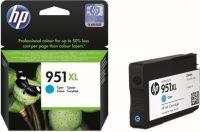 HP CN046A No. 951XL tintapatron - cyan (Hewlett-Packard CN046A)