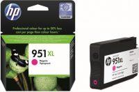 HP CN047A No. 951XL tintapatron - magenta (Hewlett-Packard CN047A)