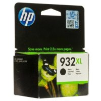 HP CN053A No. 932XL tintapatron - black (Hewlett-Packard CN053A)