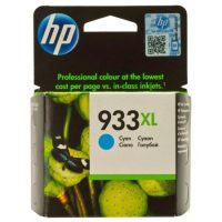 HP CN054A ink cartridge (HP 933XL) - cyan, ciánkék tintapatron (Hewlett-Packard CN054A)