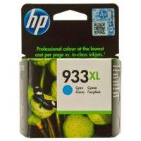 HP CN054A ink cartridge (HP 933XL) - cyan, ciánkék tintapatron (Hewlett-Packard CN054A)
