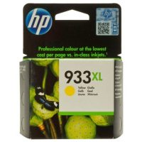 HP CN056A ink cartridge (HP 933XL) - yellow, sárga tintapatron (Hewlett-Packard CN056A)