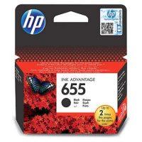 HP CZ109A No. 655 tintapatron - black (Hewlett-Packard CZ109A)