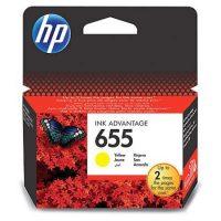 HP CZ112A No. 655 tintapatron - yellow (Hewlett-Packard CZ112A)