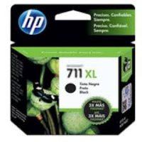 HP CZ133A No. 711XL tintapatron - fekete (Hewlett-Packard CZ133A)