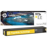 HP F6T83A No. 973X patron - sárga (Hewlett-Packard F6T83A)