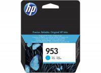 HP F6U12A No. 953A tintapatron - ciánkék (Hewlett-Packard F6U12A)