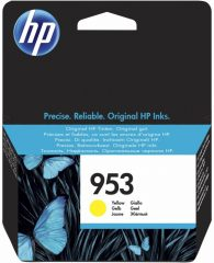 HP F6U14A No. 953A tintapatron - sárga (Hewlett-Packard F6U14A)
