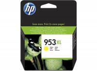 HP F6U18A No. 953XL tintapatron - sárga (Hewlett-Packard F6U18A)