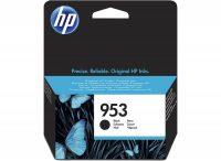 HP L0S58AE No.953 tintapatron - fekete (Hewlett-Packard L0S58AE)