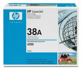 HP Q1338A toner cartridge - fekete (Hewlett-Packard Q1338A)