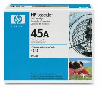 HP Q5945A toner cartridge - fekete (Hewlett-Packard Q5945A)