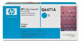 HP Q6471A toner cartridge - ciánkék (Hewlett-Packard Q6471A)