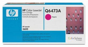 HP Q6473A toner cartridge - bíborvörös (Hewlett-Packard Q6473A)