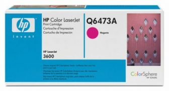 HP Q6473A toner cartridge - bíborvörös (Hewlett-Packard Q6473A)