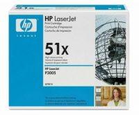 HP Q7551X toner cartridge - fekete (Hewlett-Packard Q7551X)