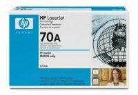 HP Q7570A toner cartridge - fekete (Hewlett-Packard Q7570A)