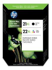 HP SD367A No. 21, 22 csomag - 1 x HP C9351A, 1 x HP C9352A - black, colour (Hewlett-Packard SD367A)