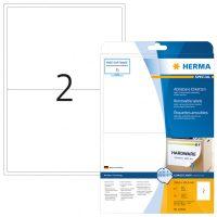 Herma 10020 nyomtatható öntapadós visszaszedhető etikett címke