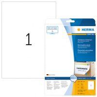 Herma 10021 öntapadós etikett címke