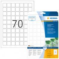 Herma 10105 öntapadó etikett címke