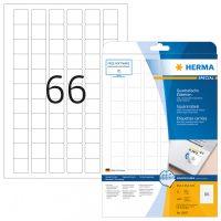 Herma 10107 öntapadó etikett címke