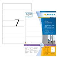 Herma 10140 iratrendező címke