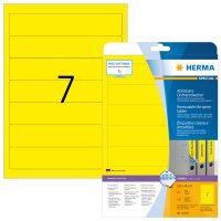 Herma 10156 iratrendező címke