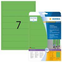 Herma 10159 iratrendező címke