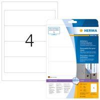 Herma 10160 iratrendező címke