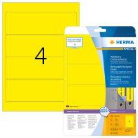 Herma 10166 iratrendező címke