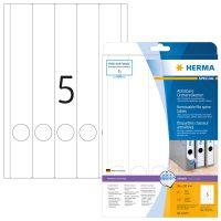 Herma 10175 iratrendező címke