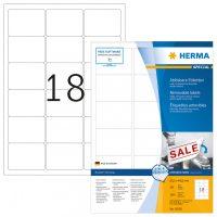 Herma 10302 öntapadós etikett címke