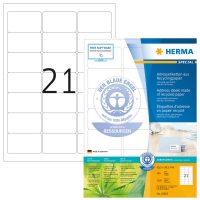 Herma 10822 öntapadós etikett címke