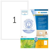 Herma 10831 öntapadós etikett címke