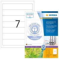 Herma 10834 öntapadós iratrendező címke