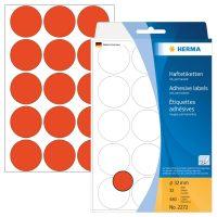 Herma 2272 öntapadó jelölő címke