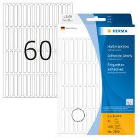 Herma 2300 kézzel írható öntapadó jelölő címke