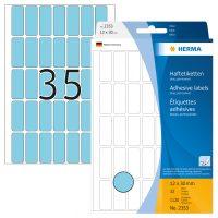 Herma 2353 kézzel írható öntapadó jelölő címke